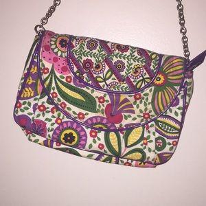 Vera Bradley clutch bag never worn